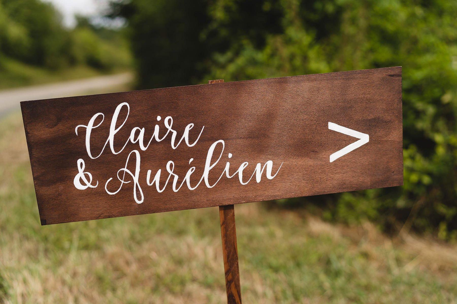 domaine de guerquesalle wedding
