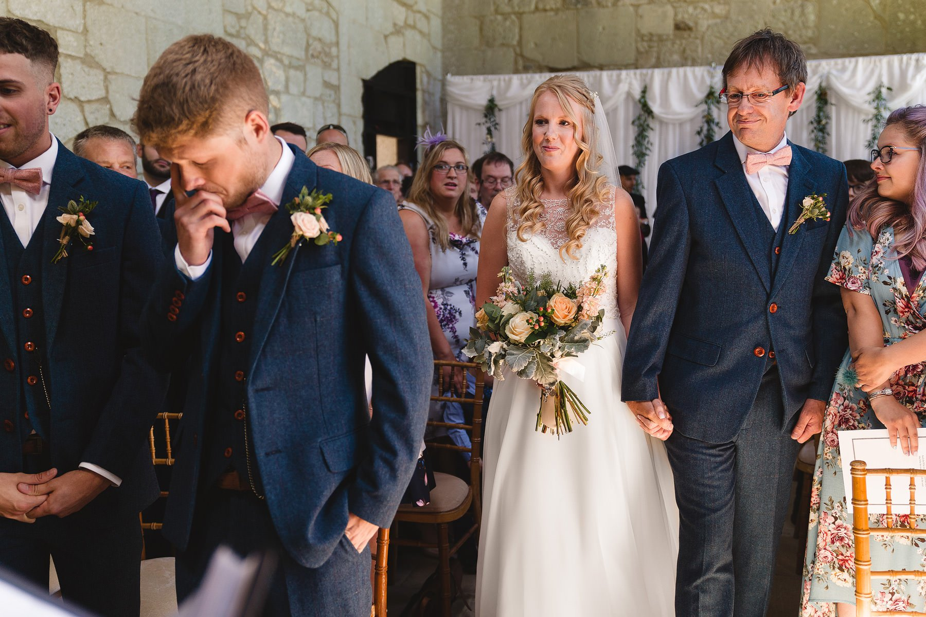 appuldurcombe wedding photos