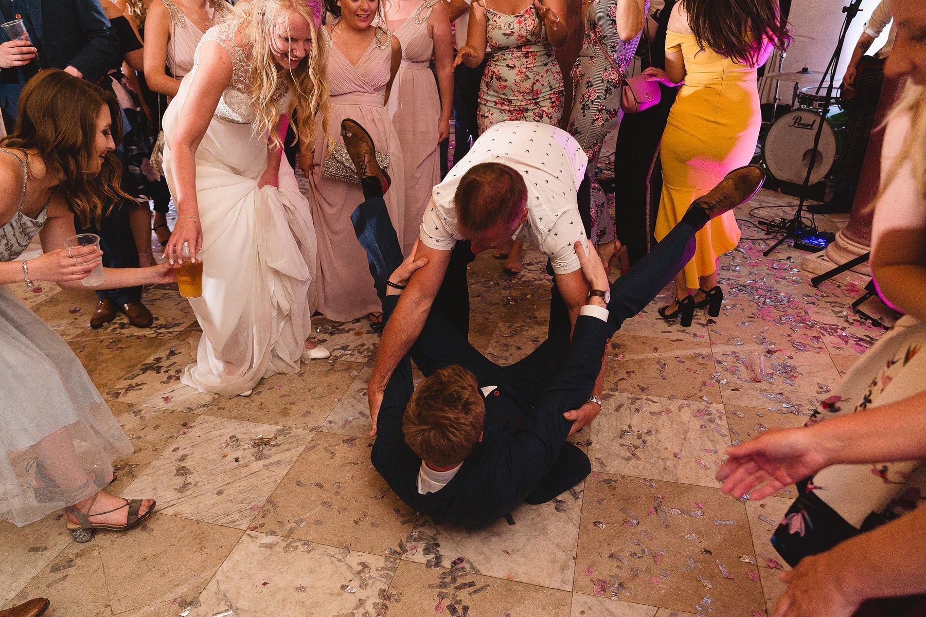a beautiful appuldurcombe wedding