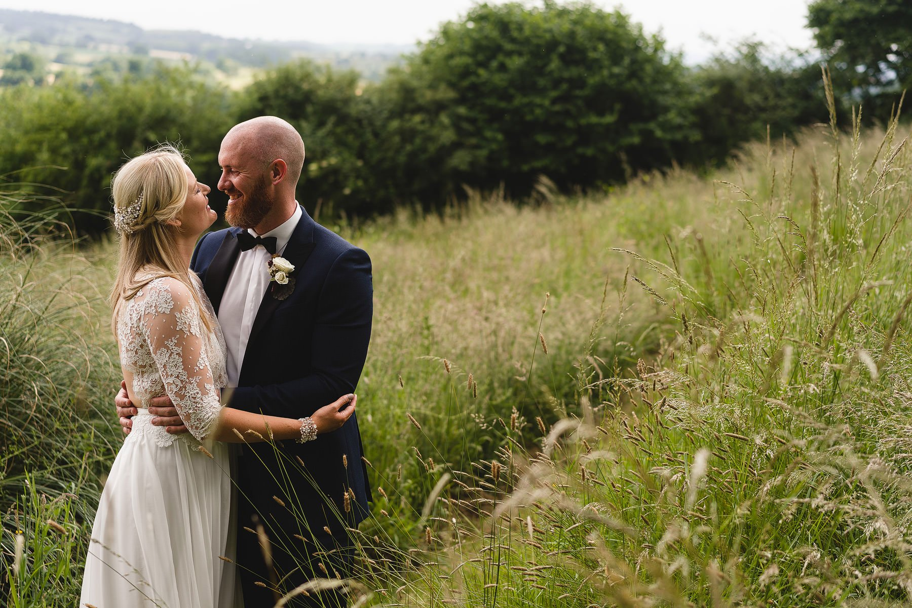 a somerset wedding in the chew valley