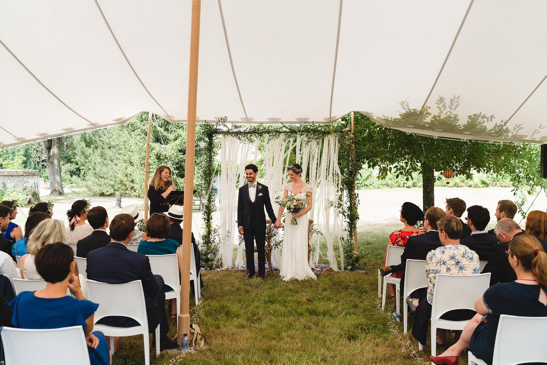domaine de guerquesalle photographer de mariage