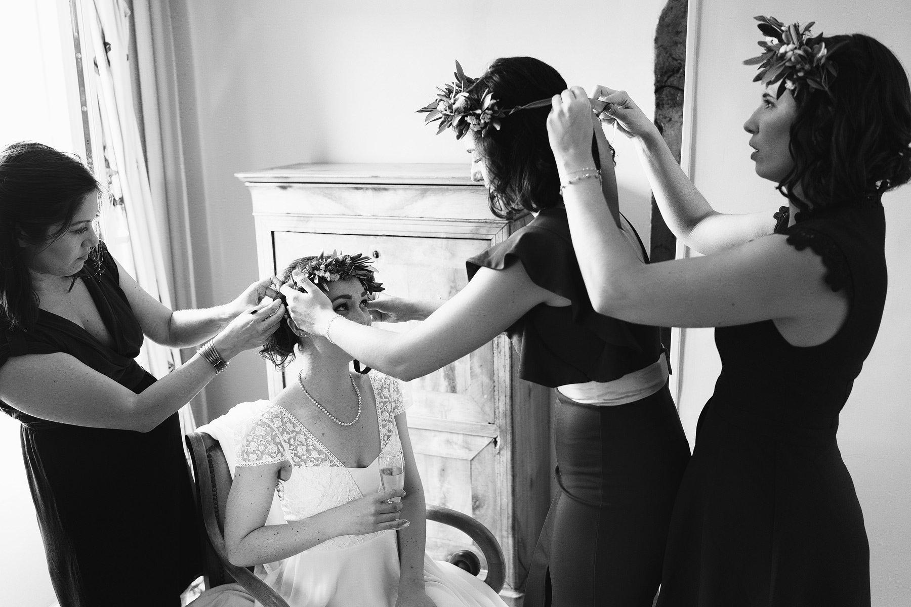 amécourt wedding photos