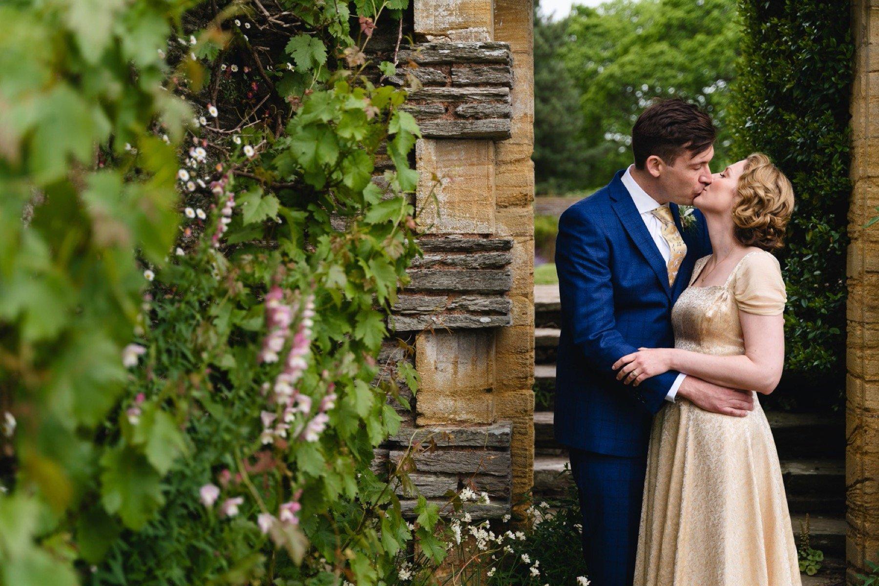 wedding portraits at hestercombe gardens