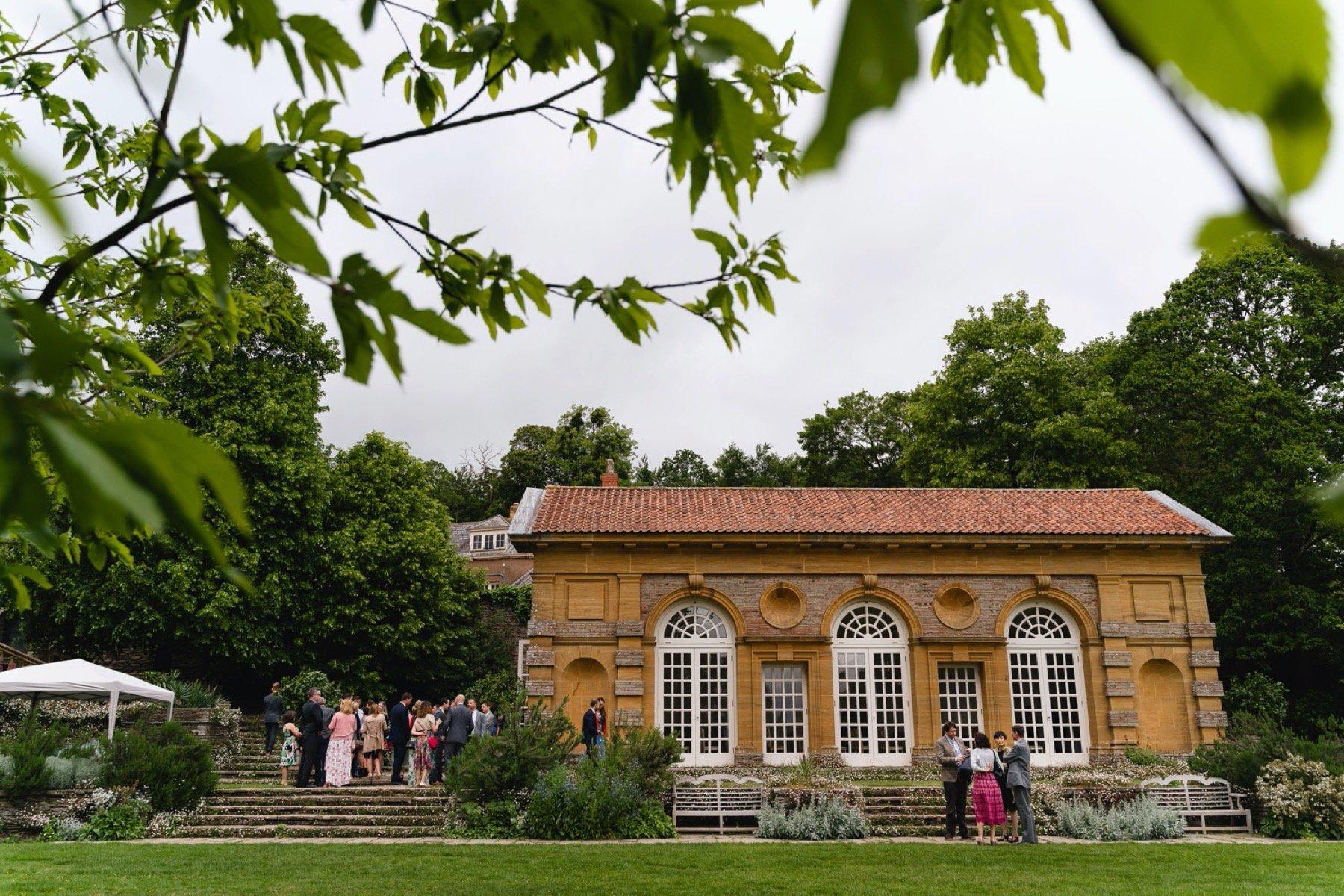 hestercombe gardens orangery