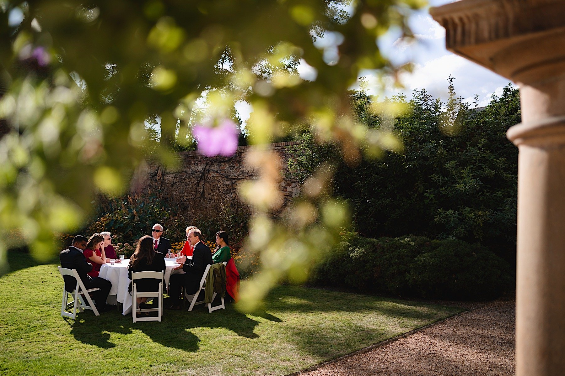 magdalene college wedding