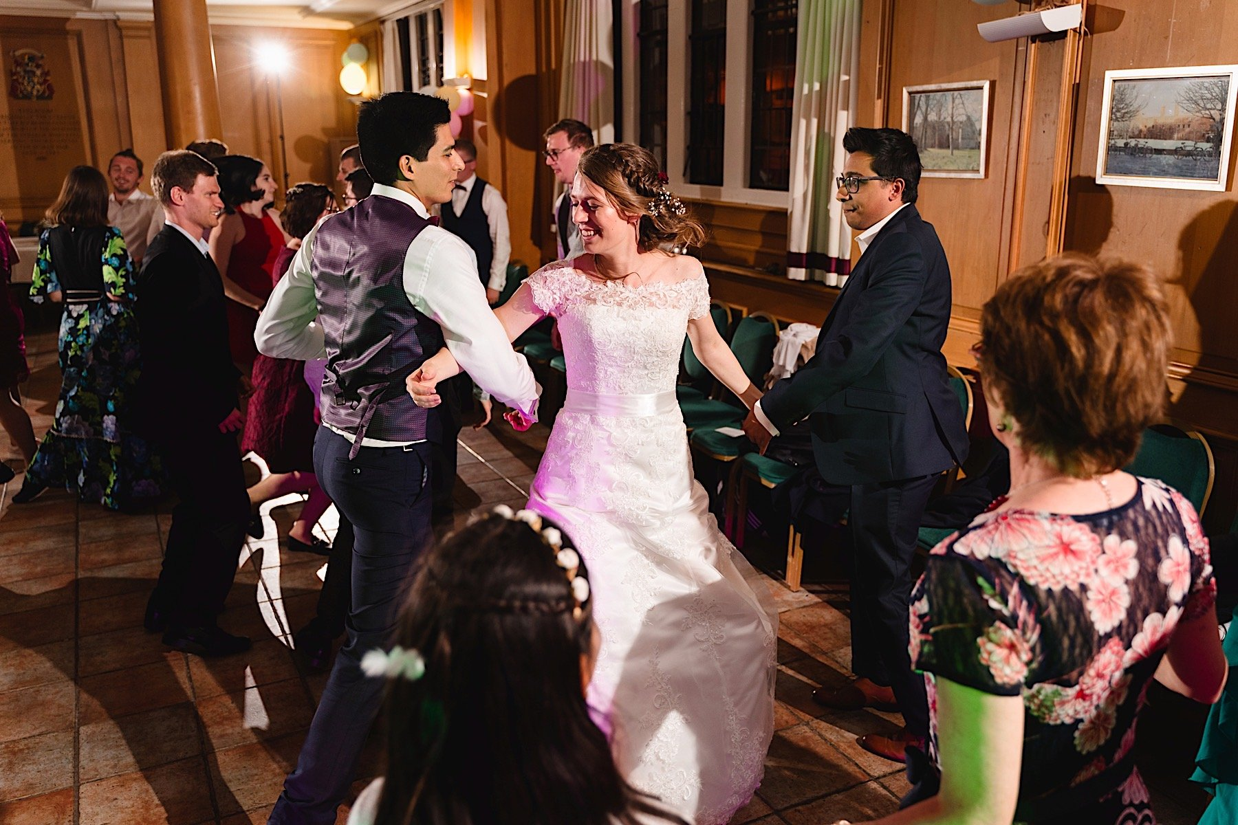 cambridge university wedding