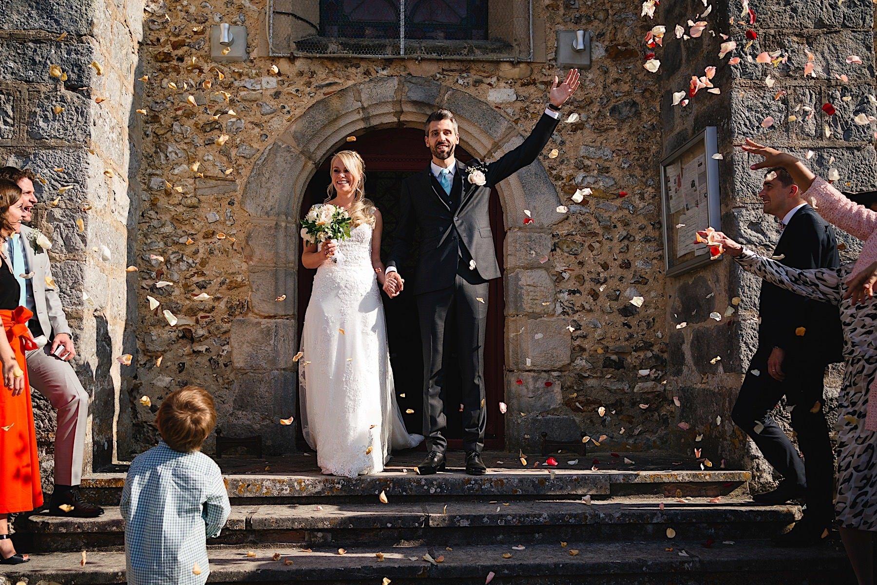 manoir de vacheresses wedding photographers