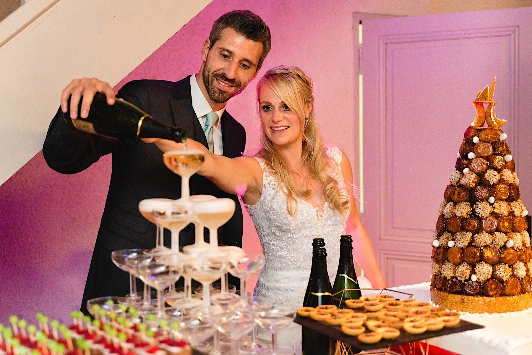 manoir de vacheresses wedding